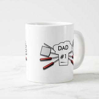 Caneca do dia dos pais do pai #1
