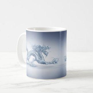 Caneca do dragão de água