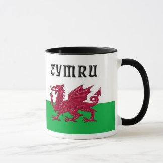 Caneca do dragão de Galês