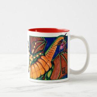 Caneca do dragão de Shivan