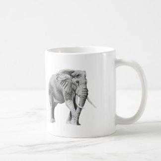 Caneca do elefante JVG