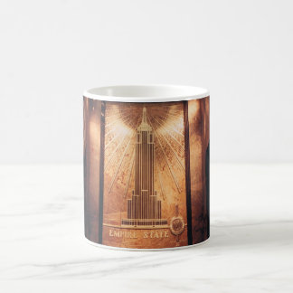 Caneca do Empire State Building
