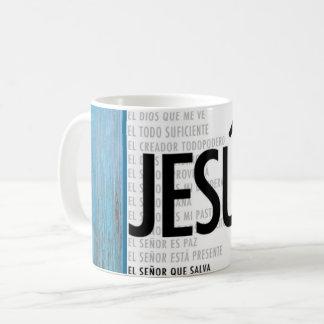 Caneca do espanhol de Jesus