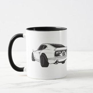Caneca do estilo de Datsun 240z JDM