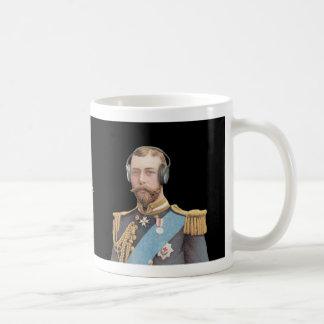 Caneca do fator de George V Rex