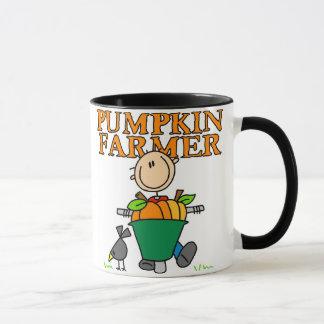 Caneca do fazendeiro da abóbora