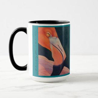 Caneca caneca do flamingo 15oz