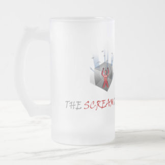 Caneca do fosco de Screamroom
