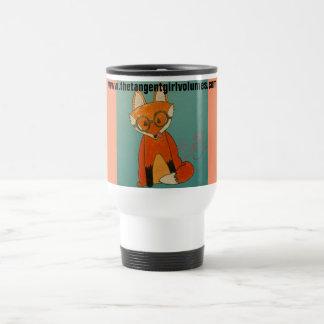 Caneca do Fox de Betty (estilos & cores adicionais