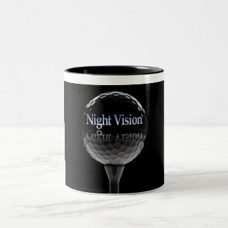 Caneca do golfe da visão nocturna