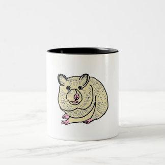 Caneca do hamster