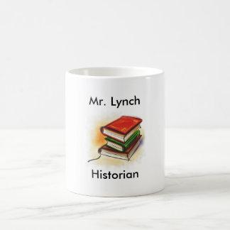 Caneca do historiador