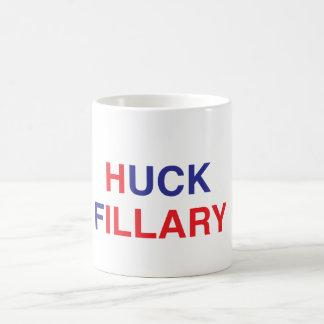 Caneca do HUCK FILLARY Hillary Clinton