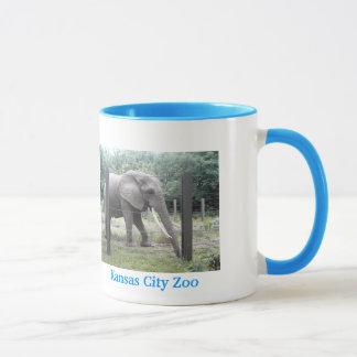 Caneca do jardim zoológico de Kansas City