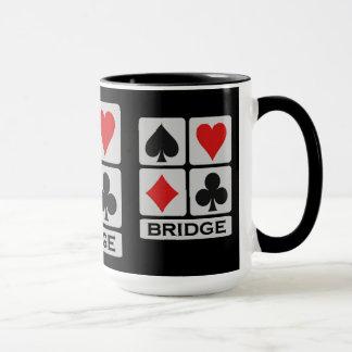 Caneca do jogador de ponte - escolha o estilo & a