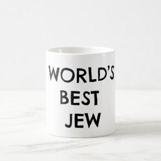 Caneca do judeu do mundo de Moses a melhor