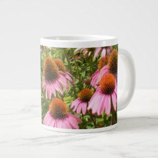 Caneca do jumbo de Coneflowers Jumbo Mug