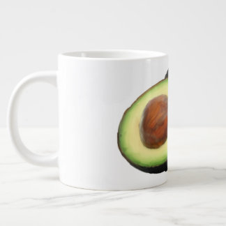 Caneca do jumbo do abacate