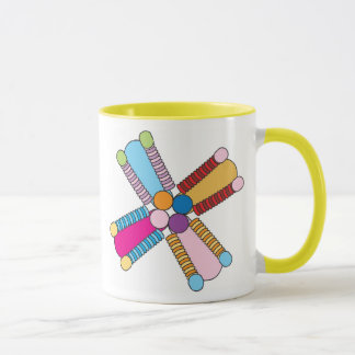 caneca do kaleidoflower