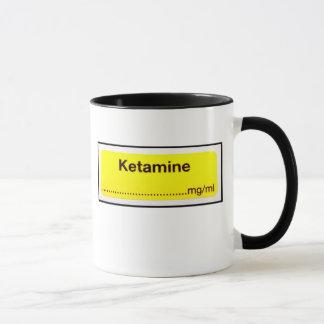 CANECA DO KETAMINE