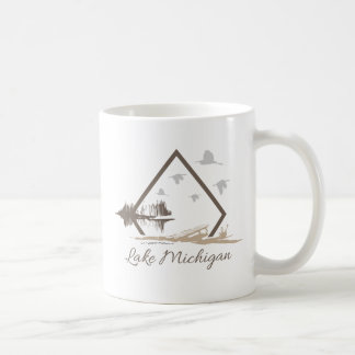 Caneca do Lago Michigan