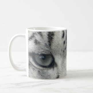 Caneca do leopardo de neve