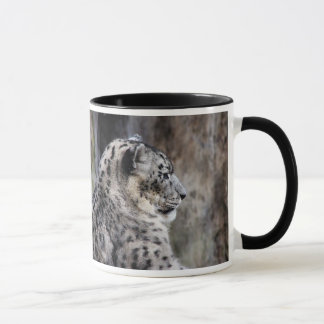 Caneca do leopardo de neve