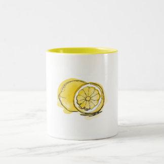 Caneca do limão