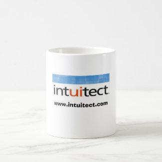 Caneca do logotipo de Intuitect