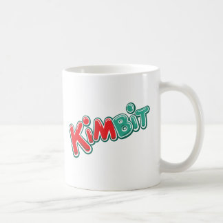 Caneca do logotipo de Kimbit