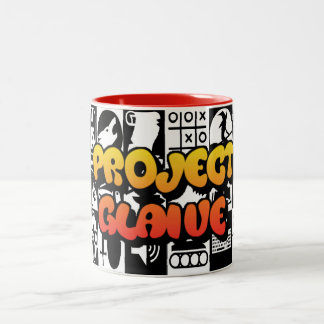Caneca do logotipo de ProjectGlaive - £11.00