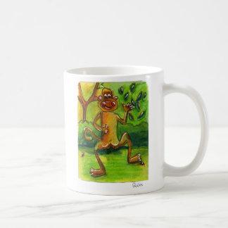 Caneca do macaco
