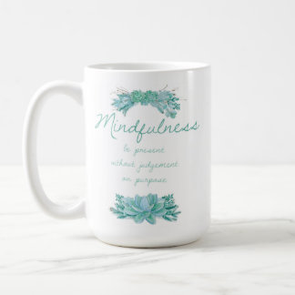 Caneca do Mindfulness