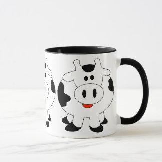 Caneca do MOO da vaca