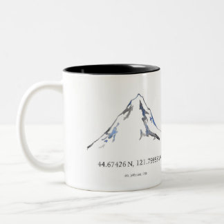 Caneca do Mt. Jefferson
