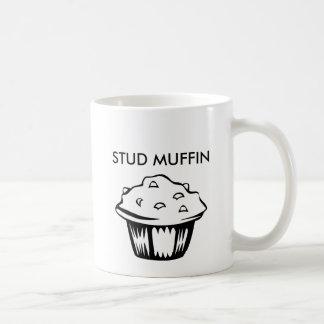 Caneca do muffin do parafuso prisioneiro