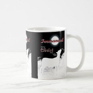 Caneca do Natal de Immanuel
