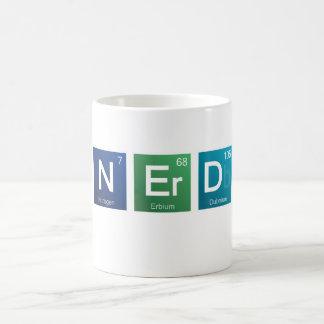 Caneca do nerd da ciência