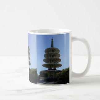 Caneca do pagode #3 da paz de San Francisco