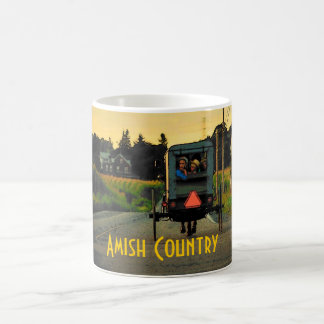 Caneca do país de Amish