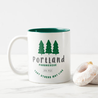 Caneca do Pararescue de Portland