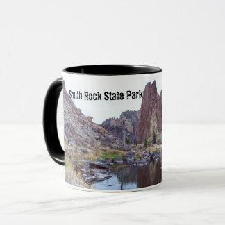 Caneca do parque estadual da rocha de Smith