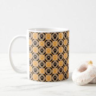 Caneca do Pata-para-Café (mostarda)