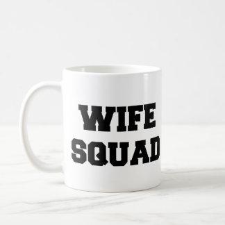 Caneca do pelotão da esposa