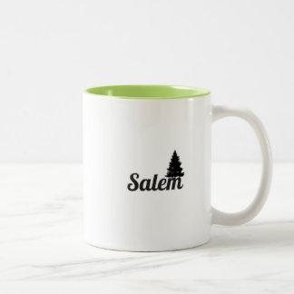 Caneca do pinho de Salem