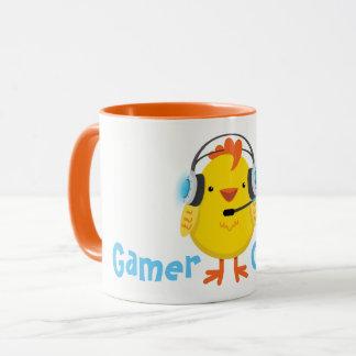 Caneca do pintinho do Gamer