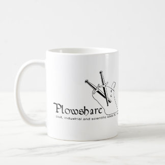 Caneca do Plowshare do projeto