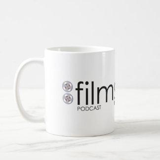 Caneca do Podcast de FilmScene