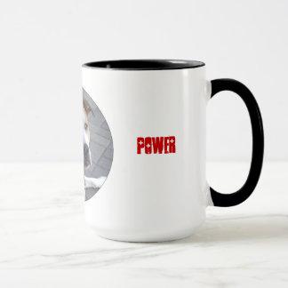 Caneca do poder de Pitbull