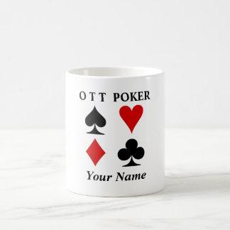 Caneca do póquer